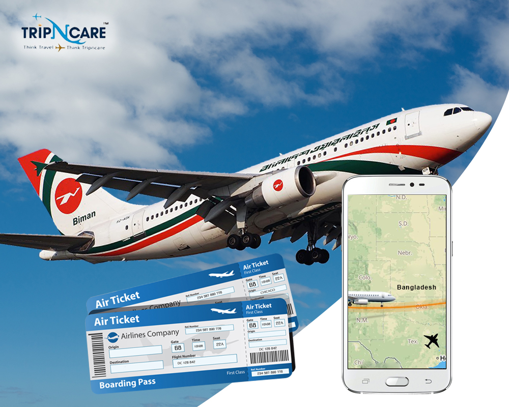 Book any domestic air tickets for Bangladesh at the best price